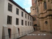 Chorhaus, Dom, Trier