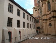 Chorhaus Dom Trier